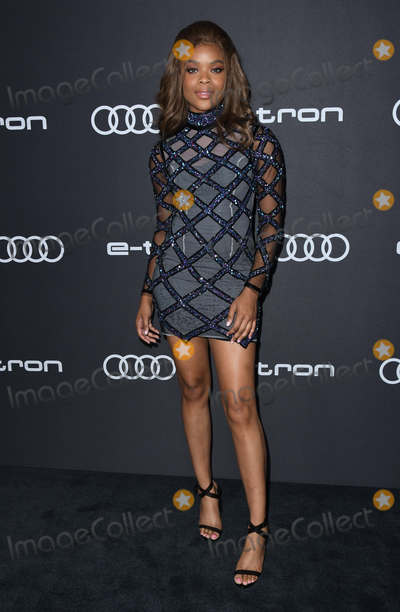 Ajiona Alexus Photo - 14 September 2018 - West Hollywood California - Ajiona Alexus  Audi Celebrates the 70th Emmys held at the La Peer Hotel Photo Credit Birdie ThompsonAdMedia