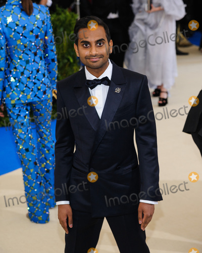 Aziz Ansari Photo - 01 May 2017 - Aziz Ansari 2017 Metropolitan Museum of Art Costume Institute Benefit Gala at The Metropolitan Museum of Art Photo Credit Christopher SmithAdMedia