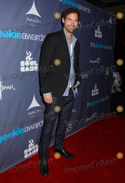 Andrew Bowen Photo - 18 August 2013 - Hollywood Ca - Andrew Bowen The first annual Geekie Awards at The Avalon Hollywood in Hollywood Ca Photo Credit BirdieThompsonAdMedia