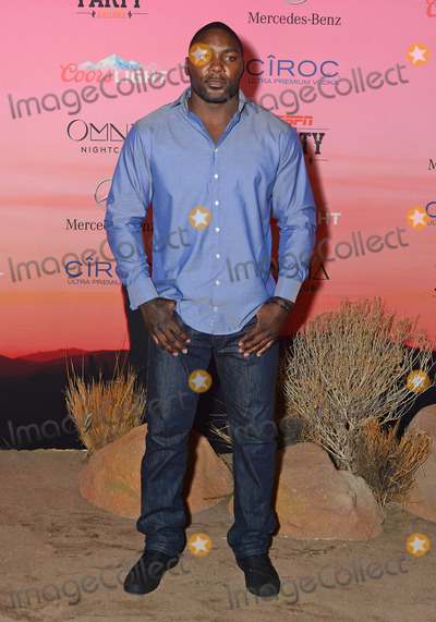 Anthony Johnson Photo - 30 January 2015 - Scottsdale Arizona - Anthony Johnson ESPN The Party held at WestWorld of Scottsdale Photo Credit Keith SparbanieAdMedia