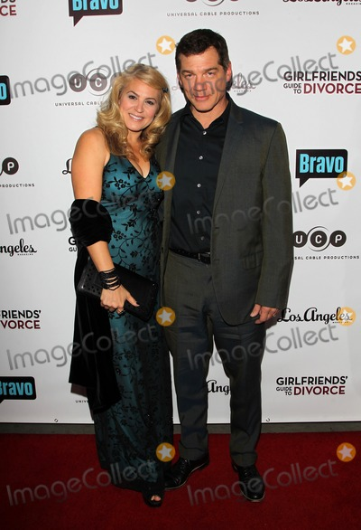 Anita Barone Photo - 18 November 2014 - Los Angeles Matthew Glave Anita Barone Bravos Girlfriends Guide to Divorce season premiere Held at The ACE HOTEL DTLA Photo Credit FSadouAdMedia