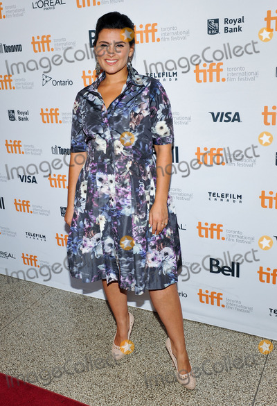 Angela Weiss Photo - 07 September 2014 - Toronto Canada - Angela Weiss The Good Lie Premiere during the 2014 Toronto International Film Festival held at the Winter Garden Theatre Photo Credit Brent PerniacAdMedia