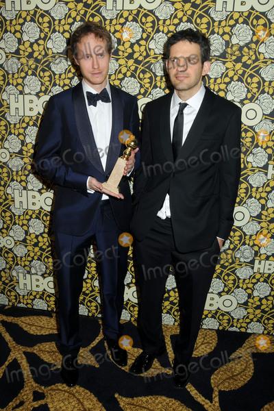 Nemesis Photo - 10 January 2016 - Beverly Hills California - Laszlo Nemesy Geza Rohrig HBO 2016 Golden Globe Awards After Party held at Circa 55 Photo Credit Byron PurvisAdMedia