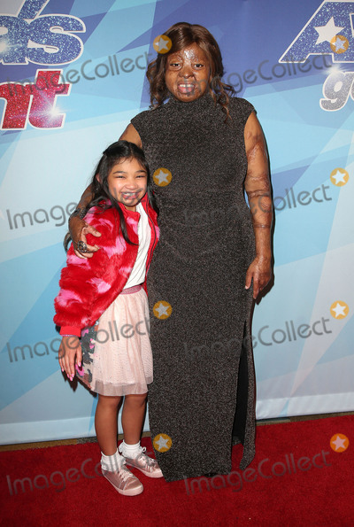 Angelica Hale Photo - 20 September 2017 - Hollywood California - Angelica Hale Kechi NBC Americas Got Talent Season 12 Finale held at Dolby Theatre Photo Credit F SadouAdMedia
