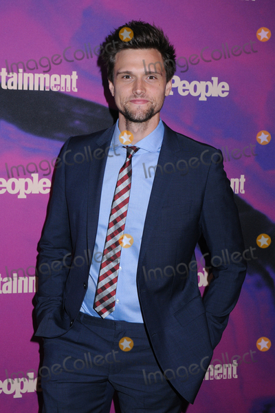 Hartley Sawyer Photo - 13 May 2019 - New York New York - Hartley Sawyer at the Entertainment Weekly  People New York Upfronts Celebration at Union Park in Flat Iron Photo Credit LJ FotosAdMedia