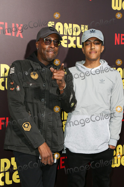Arsenio Hall Photo - 7 April 2017- Hollywood  California - Arsenio Hall the premiere of Netflixs Sandy Wexler Photo Credit PMAAdMedia