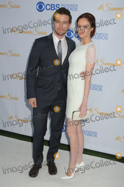 Alyssa Campanella Photo - 18 May 2015 - West Hollywood California - Torrance Coombs Alyssa Campanella 3rd Annual CBS Television Studios Rooftop Summer Soiree held at The London Hotel Photo Credit Byron PurvisAdMedia