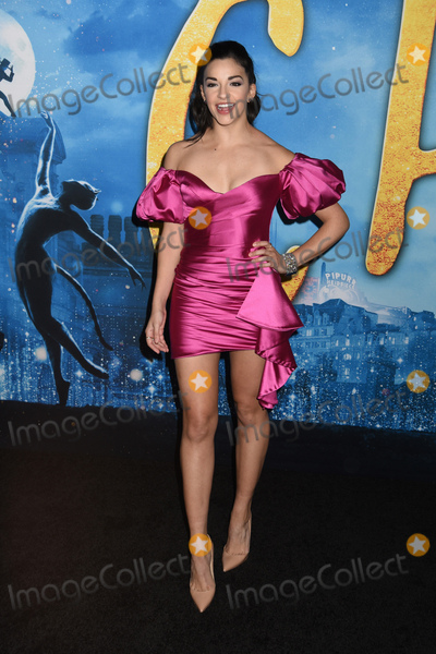 Ana Villafane Photo - 16 December 2019 - New York New York - Ana Villafane at the World Premiere of CATS at Alice Tully Hall in Lincoln Center Photo Credit LJ FotosAdMedia