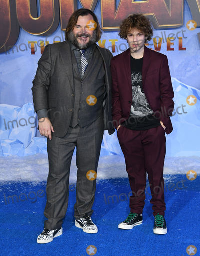 Jack Black Photo - 09 December 2019 - Hollywood California - Jack Black Jumanji The Next Level Los Angeles Premiere  held at TCL Chinese Theatre Photo Credit Birdie ThompsonAdMedia