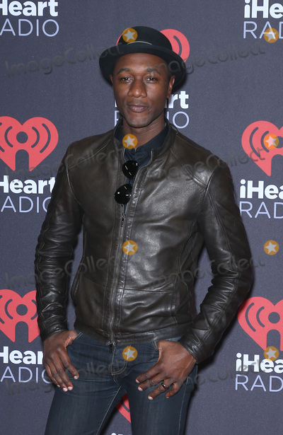 Aloe Blacc Photo - 24 September 2016 - Las Vegas NV -  Aloe Blacc  2016 iHeart Radio Music Festival Photo Room at T-Mobile Arena Day 2  Photo Credit MJTAdMedia