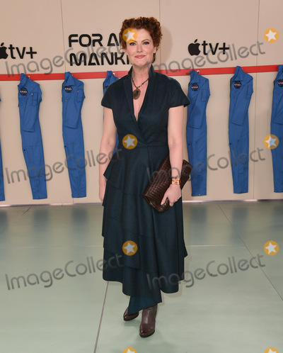 Rebecca Wisocky Photo - 15 October 2019 - Westwood California - Rebecca Wisocky Apple TVs For All Mankind Los Angeles Premiere held at the Regency Village Theater Photo Credit Birdie ThompsonAdMedia
