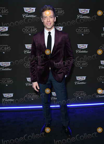 Barrett Foa Photo - 06 February 2020 - Los Angeles - Barrett Foa Cadillac Celebrates The 92nd Annual Academy Awards held at Chateau Marmont Photo Credit Birdie ThompsonAdMedia
