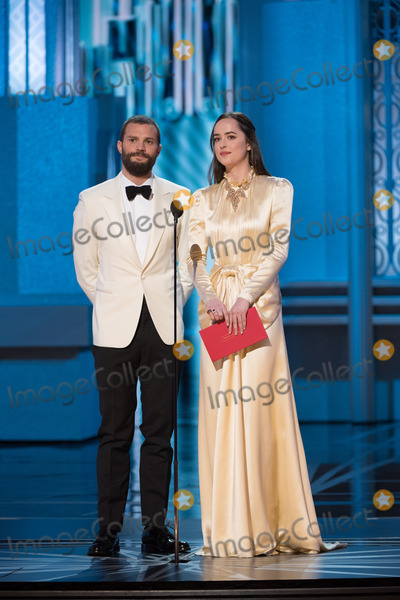 Jamie Dornan Photo - 26 February 2017 - Hollywood California - Jamie Dornan and Dakota Johnson 89th Annual Academy Awards presented by the Academy of Motion Picture Arts and Sciences held at Hollywood  Highland Center Photo Credit AMPASAdMedia