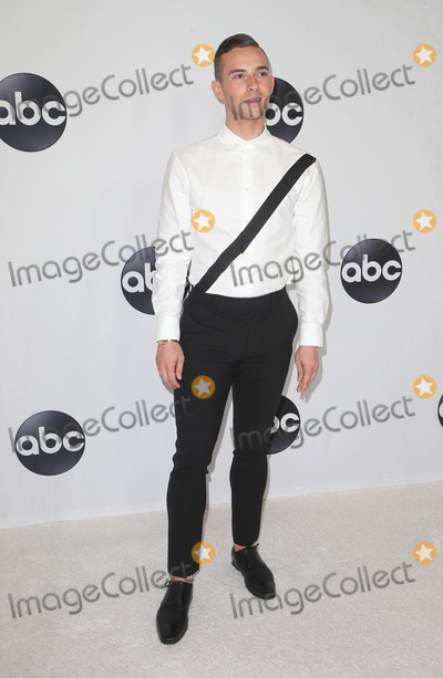 Adam Rippon Photo - 7 August 2018-  Beverly Hills California - Adam Rippon Disney ABC Television Hosts TCA Summer Press Tour held at The Beverly Hilton Hotel Photo Credit Faye SadouAdMedia