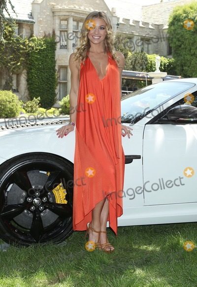 Nikki Leigh Photo - 09 May 2013 - Holmby Hills California - Nikki Leigh Playboys 2013 Playmate Of The Year Luncheon Honoring Raquel Pomplun held at the Playboy Mansion Photo Credit Russ ElliotAdMedia