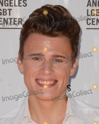 Blake McIver Photo - 26 July 2015 - Hancock Park California - Blake McIver Arrivals for the Los Angeles LGBT Centers 2015 Garden Party Afternoon in Tuscany held at a Private Residence Photo Credit Birdie ThompsonAdMedia