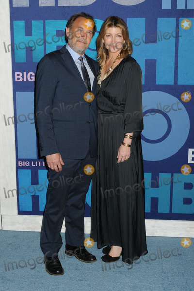 Annie Fitzgerald Photo - 29 May 2019 - New York New York - Gregg Fienberg and Annie Fitzgerald at the BIG LITTLE LIES Season 2 HBO Red Carpet Premiere at the Jazz at Lincoln Center Photo Credit LJ FotosAdMedia