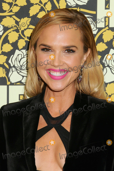 ARIELE KEBBEL Photo - 10 January 2016 - Beverly Hills California - Arielle Kebbel HBO 2016 Golden Globe Awards After Party held at Circa 55 Photo Credit Byron PurvisAdMedia