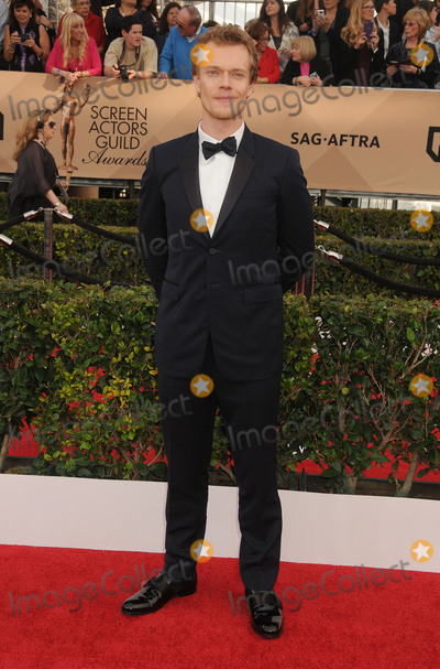 Alfie Allen Photo - 30 January 2016 - Los Angeles California - Alfie Allen 22nd Annual Screen Actors Guild Awards held at The Shrine Auditorium Photo Credit Byron PurvisAdMedia