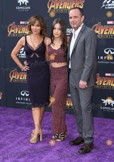Jennifer Grey Photo - 23 April 2018 -  Hollywood California - Jennifer Grey Clark Gregg Disney and Marvels Avengers Infinity War Los Angeles Premiere held at Dolby Theater Photo Credit Birdie ThompsonAdMedia