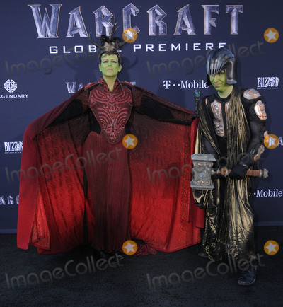 Jamie Lee Photo - 06 June 2016 - Hollywood California - Jamie Lee Curtis Thomas Guest Arrivals for the Premiere Of Legendary Pictures and Universal Pictures Warcraft held at the TCL Chinese Theater IMAX Photo Credit Birdie ThompsonAdMedia