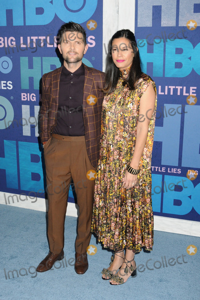 Naomi Scott Photo - 29 May 2019 - New York New York - Adam Scott and Naomi Scott at the BIG LITTLE LIES Season 2 HBO Red Carpet Premiere at the Jazz at Lincoln Center Photo Credit LJ FotosAdMedia