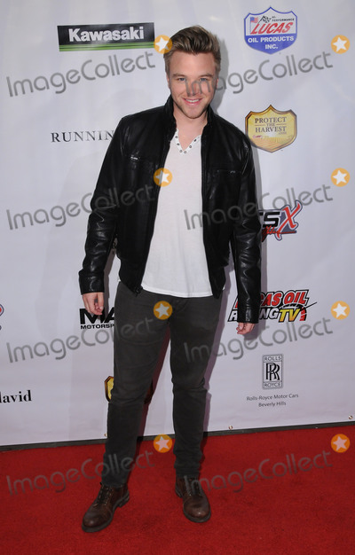 Brett Davern Photo - 06 February 2017 - Hollywood California - Brett Davern Running Wild Los Angeles Premiere held at the TCL Chinese 6 Theater Photo Credit Birdie ThompsonAdMedia