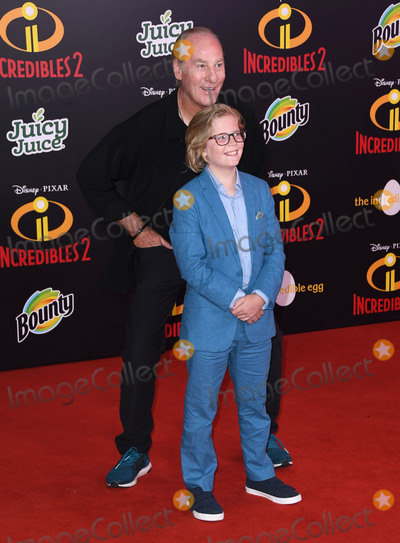 Craig T Nelson Photo - 05 June 2018 - Hollywood California - Craig T Nelson Huckleberry Milner Disney Pixars Incredibles 2 Los Angeles Premiere held at El Capitan Theatre Photo Credit Birdie ThompsonAdMedia