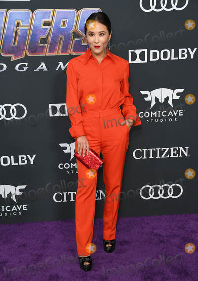 Ally Maki Photo - 22 April 2019 - Los Angeles California - Ally Maki Marvel Studios Avengers Endgame Los Angeles Premiere held at Los Angeles Convention Center Photo Credit Birdie ThompsonAdMedia
