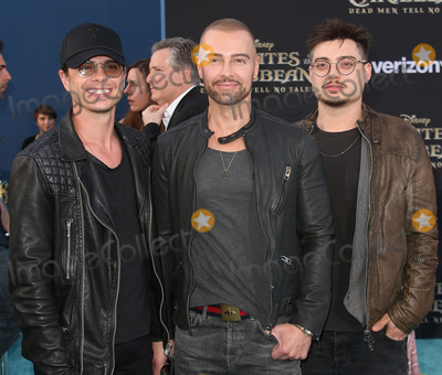 Matthew Lawrence Photo - 18 May 2017 - Hollywood California - Andrew Lawrence Joey Lawrence Matthew Lawrence Disneys Pirates Of The Caribbean Dead Men Tell No Tales Los Angeles Premiere held at the Dolby Theatre Photo Credit AdMedia