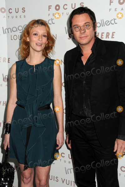 Audrey Marnay Photo - 7 December 2010 - Hollywood California - Audrey Marnay and Stephen Emeret Somewhere Los Angeles Premiere held at Arclight Cinemas Photo Byron PurvisAdMedia