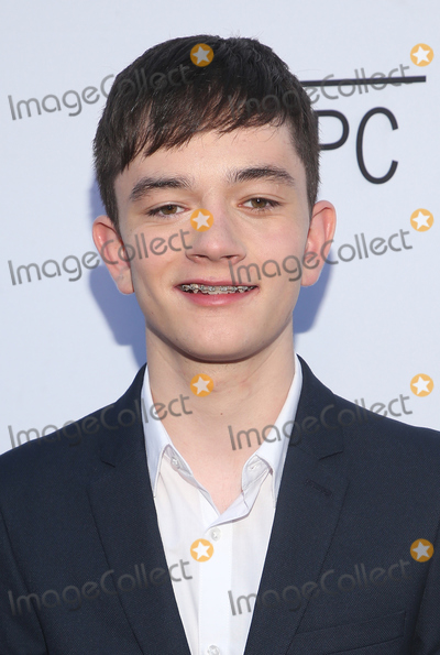 Lewis MacDougall Photo - 19 June 2018 - Hollywood California - Lewis MacDougall Boundaries Los Angeles Premiere held at the Egyptian Theatre Photo Credit F SadouAdMedia