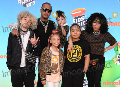 TI Photo - 23 March 2019 - Los Angeles California - TI Tameka Tiny Harris 2019 Nickeldeon Kids Choice Awards held at The USC Galen Center Photo Credit Birdie ThompsonAdMedia