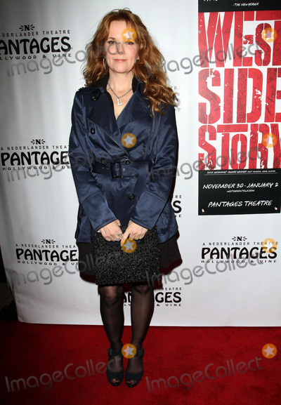 Lea Thompson Photo - 1 December 2010 - Hollywood CA - Lea Thompson West Side Story Play Los Angeles Opening Night held At the Pantages Theatre Photo Kevan BrooksAdMedia