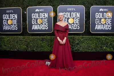 Helen Mirren Photo - 05 January 2020 - Beverly Hills California - Nominees Helen Mirren 77th Annual Golden Globe Awards held at the Beverly Hilton Photo Credit HFPAAdMedia