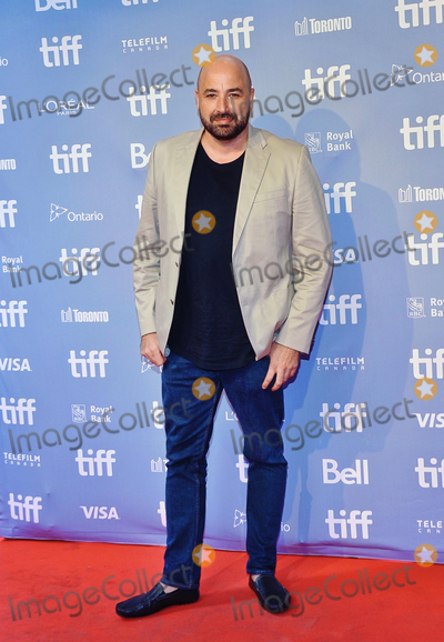 Anthony Maras Photo - 21 March 2019 - Terrorism thriller Hotel Mumbai suspended from New Zealand cinemas following the Christchurch mosque attacks  File Photo 2018 Toronto International Film Festival Hotel Mumbai Press Conference Toronto Ontario Canada Photo Credit Brent PerniacAdMedia