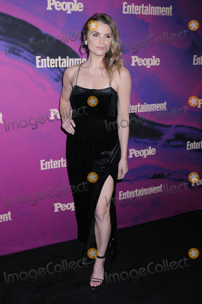 Andrea Boehlke Photo - 13 May 2019 - New York New York - Andrea Boehlke at the Entertainment Weekly  People New York Upfronts Celebration at Union Park in Flat Iron Photo Credit LJ FotosAdMedia
