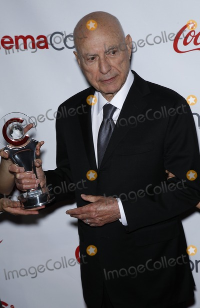Alan Arkin Photo - 23 April 2015 - Las Vegas Nevada - Alan Arkin CinemaCon 2015 Big Screen Achievement Awards Red Carpet at Caesars Palace Photo Credit MJTAdMedia