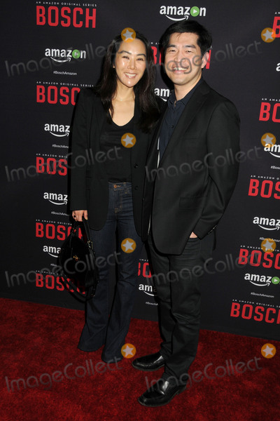 Albert Cheng Photo - 3 March 2016 - West Hollywood California - Dori Chang Albert Cheng Amazon Original Series Bosch Season 2 Premiere held at the Pacific Design Center Photo Credit Byron PurvisAdMedia