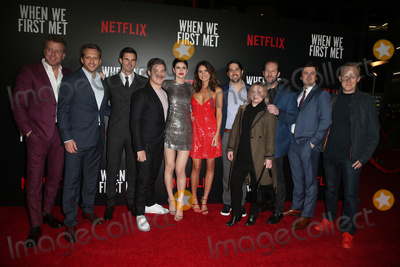 Adam Saunders Photo - 20 February 2018 - Hollywood California - McG Ari Sandel Robbie Amell Adam Devine Alexandra Daddario Shelley Hennig Noureen DeWulf John Whittington Steve Eddy Adam Saunders Special Screening of Netflix When We First Met held at Arclight Hollywood Photo Credit F SadouAdMedia