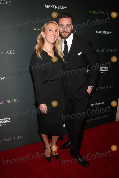 Taylor Johnson Photo - 4 December 2019 - West Hollywood California - Aaron Taylor-Johnson Sam Taylor-Johnson Special Screening Of Momentum Pictures A Million Little Pieces held at The London Hotel Photo Credit FSAdMedia