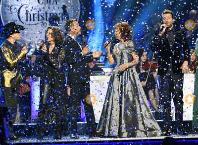 Amy Grant Photo - 27 September 2018 - Nashville TN Dustin Lynch Amy Grant Michael W Smith Reba McEntire Brett Eldredge CMA Country Christmas held at Belmont Universitys Curb Event Center