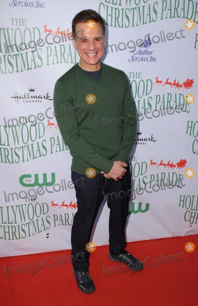 Christian LeBlanc Photo - 27 November 2016 - Hollywood California Christian LeBlanc   85th Annual Hollywood Christmas Parade held on Hollywood Blvd Photo Credit Birdie ThompsonAdMedia