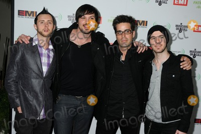 Adelitas Way Photo - 12 February 2012 - Hollywood California - Adelitas Way EMI Music 2012 Grammy Awards Party held at Capital Records Tower Photo Credit Byron PurvisAdMedia