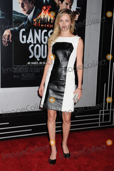 Ambyr Childers Photo - 7 January 2013 - Hollywood California - Ambyr Childers Gangster Squad Los Angeles Premiere held at Graumans Chinese Theatre Photo Credit Byron PurvisAdMedia