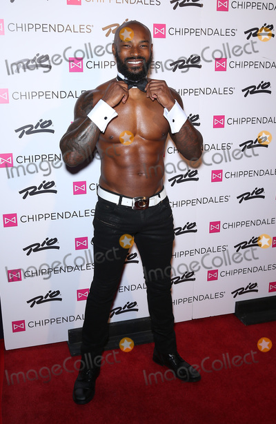 Tyson Beckford Photo - 07 April 2017 - Las Vegas Nevada - Tyson Beckford Tyson Beckford Begins Celebrity Guest Host In Residency With The Chippendales at the Rio In Las Vegas Photo Credit MJTAdMedia