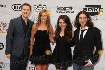 Katie Linendoll Photo - 2 June 2012 - Culver City California - Justine Ezarik Katie Linendoll Daniel Kayser Spike TVs 6th Annual Guys Choice Awards held at Sony Pictures Studios Photo Credit Byron PurvisAdMedia