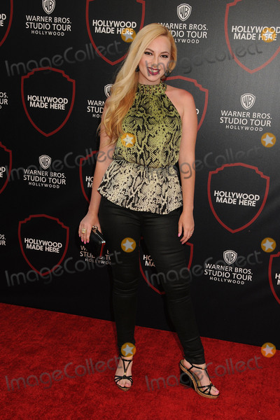 Alexis Nolan Photo - 14 July 2015 - Burbank California - Alexis Nolan Warner Bros Studio Tour Stage 48 Script to Screen Launch Event held at Warner Bros Studios Photo Credit Byron PurvisAdMedia