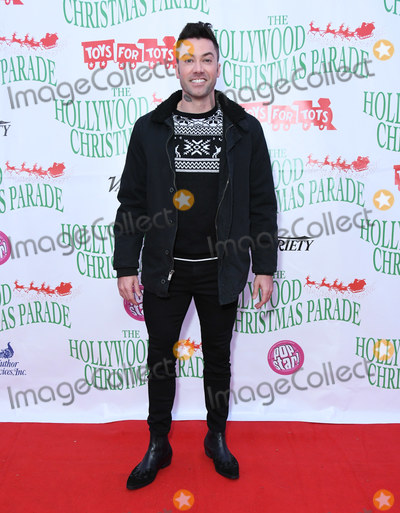 Ace Young Photo - 01 December 2019 - Hollywood California - Ace Young The 88th Annual Hollywood Christmas Parade  held at Hollywood Blvd Photo Credit Birdie ThompsonAdMedia