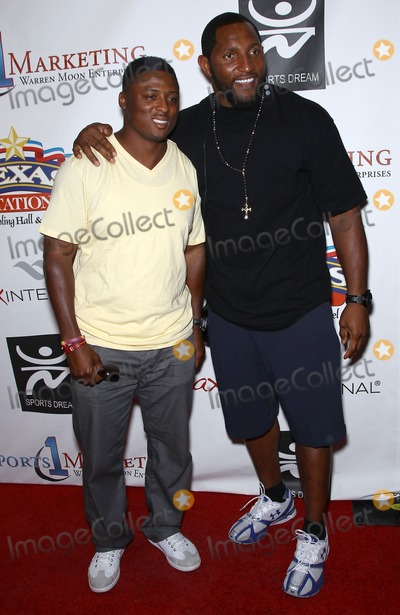 Ray Lewis Photo - 25 June 2011 - Las Vegas Nevada - Warrick Dunn Ray Lewis Warren Moon hosts The Eleventh Annual Sports Dream Bowl Benefit in Las Vegas at Texas Station Las Vegas  Photo Credit MJTAdMedia
